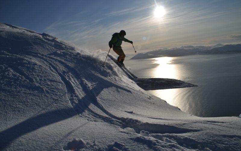 Nejlepší lyžování