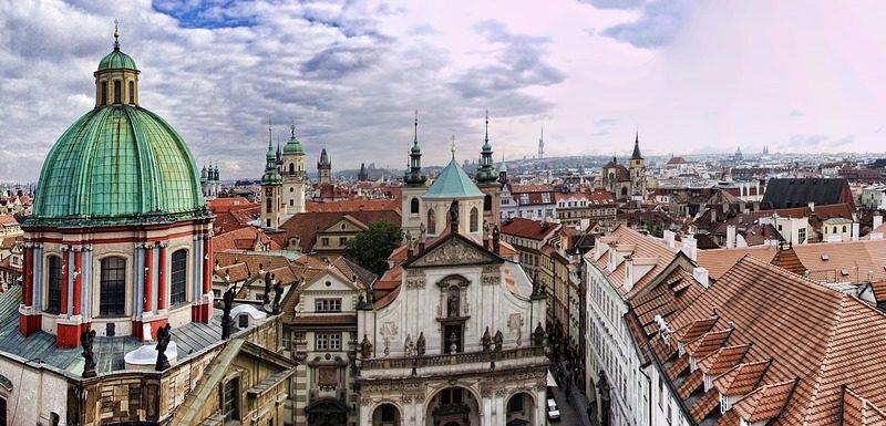 Zajímavosti o Praze, které se vám během prázdnin v hlavním městě mohou hodit
