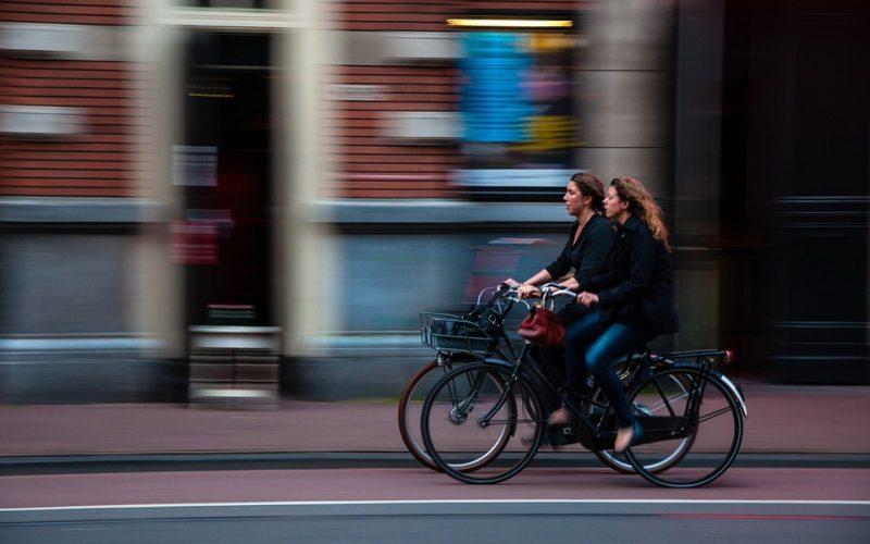 Tipy pro bezpečnou jízdu na kole