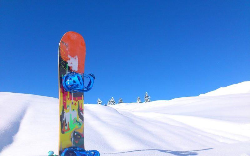 Jak si vybrat správný snowboard na zimní radovánky