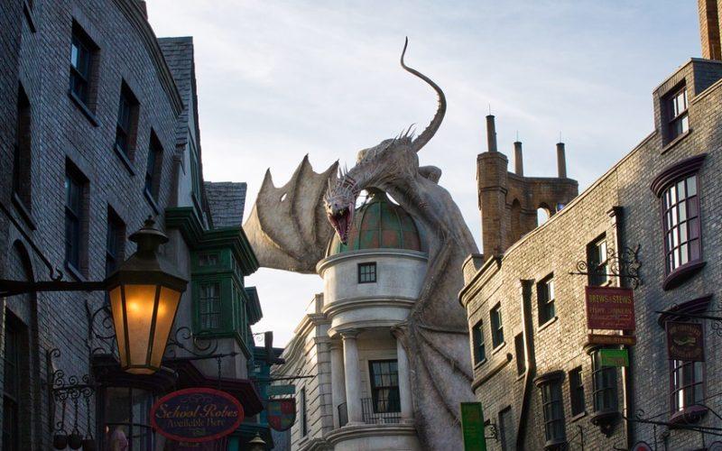 Rady a tipy na cestu za Harry Potterem