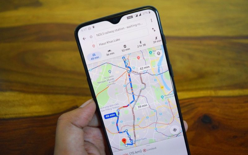 Cestujeme po mapách Googlu. Jaká místa však neuvidíme?